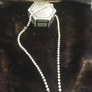 "Jewelry - 32"" Pearls"